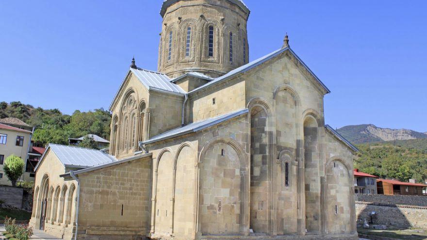 The Churches of Georgia