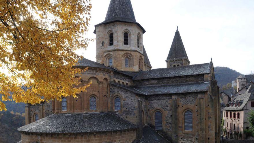 The Pilgrimage Church of Sainte-Foy