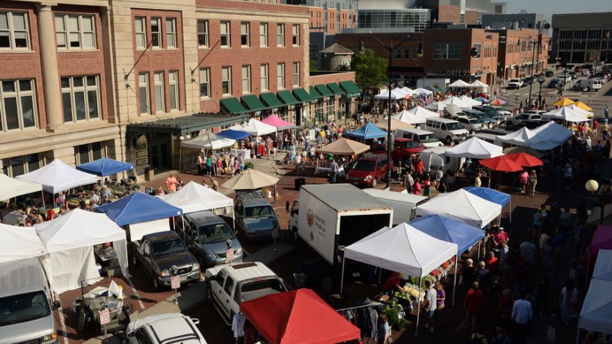 Live Event Photography: Farmers' Market