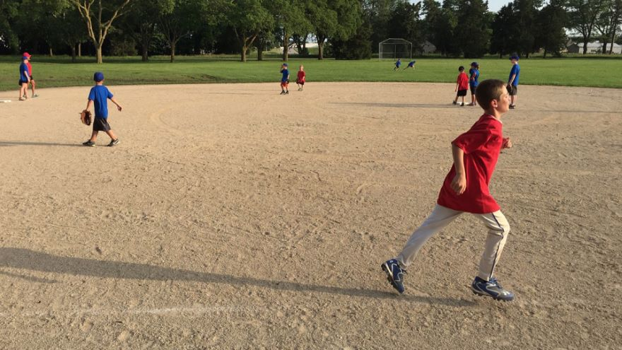 Live Event Photography: T-Ball