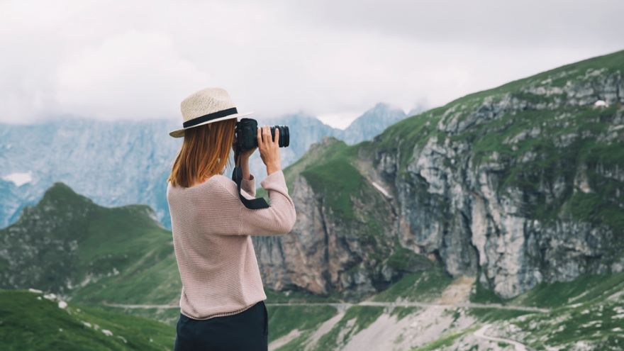 The Travel Photographer's Mission