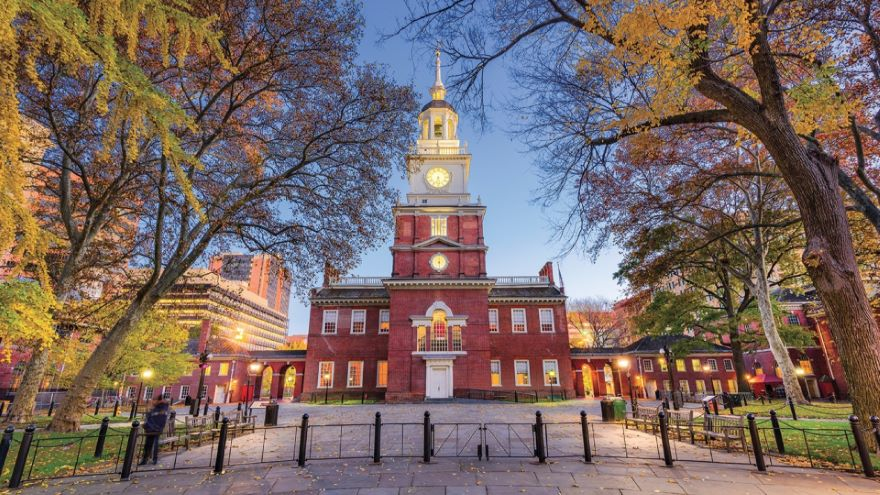 Photographing a City: Philadelphia