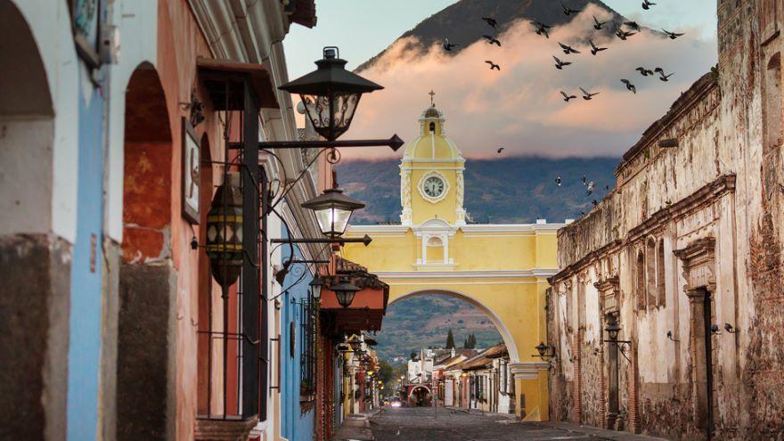 Regime Change in Guatemala