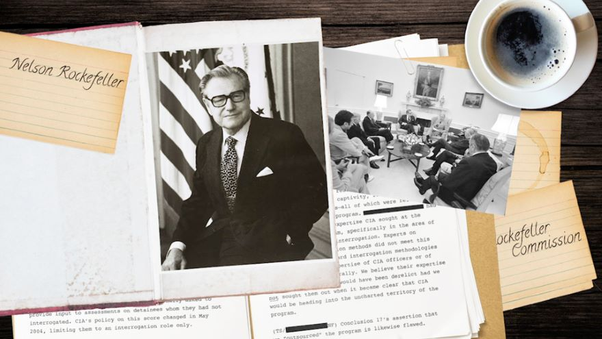 Colby, Church, and the CIA Crisis of 1975