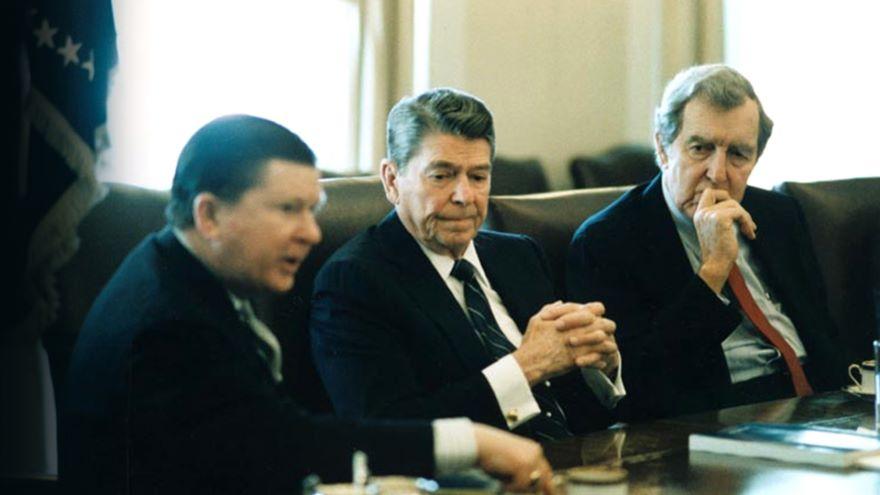 Reagan, Casey, and the Iran-Contra Scandal