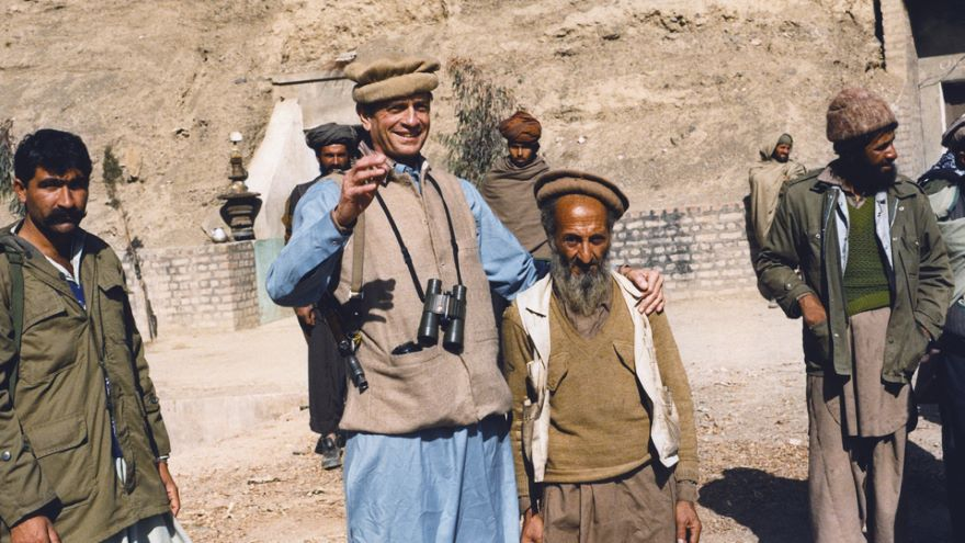 Afghanistan, the Soviets, and the CIA