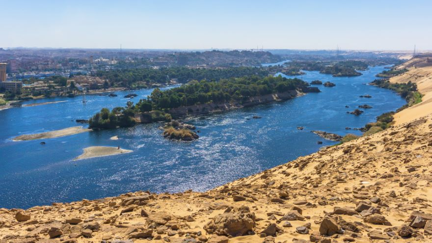 Exploring the Gift of the Nile