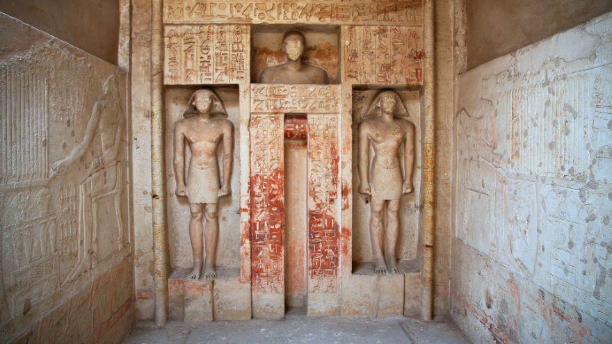The Capital at Memphis and the Saqqara Tombs