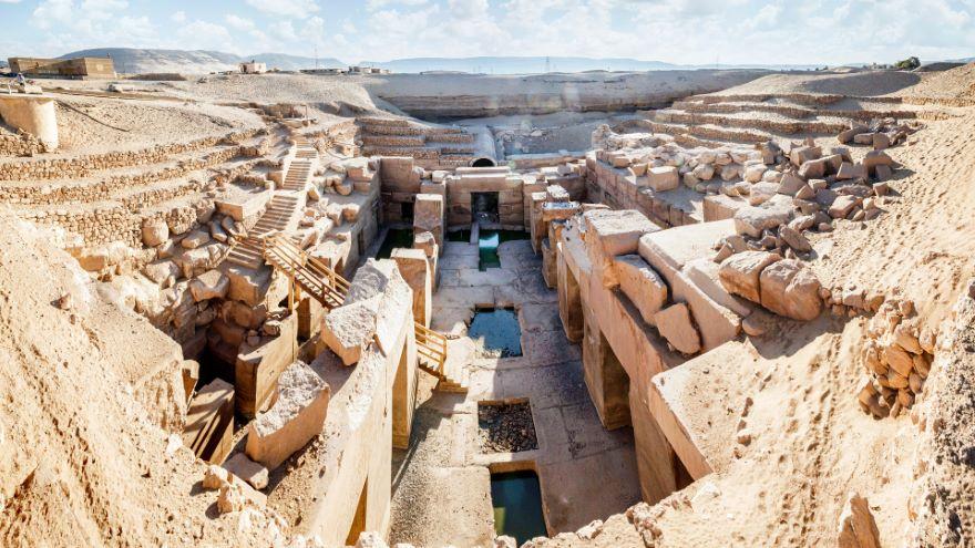 Abydos: The Religious Center of Osiris