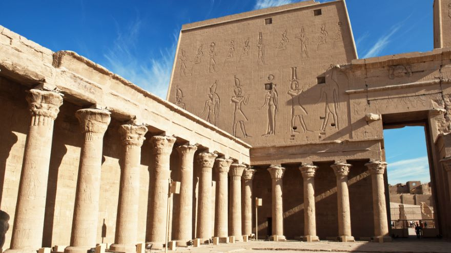 Ptolemaic Temples of Edfu and Kom Ombo