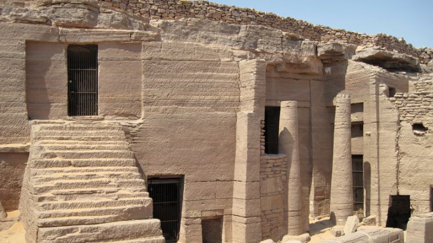 The Ancient Egyptian Frontier: Aswan