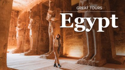 The Great Tours: A Guided Tour of Ancient Egypt