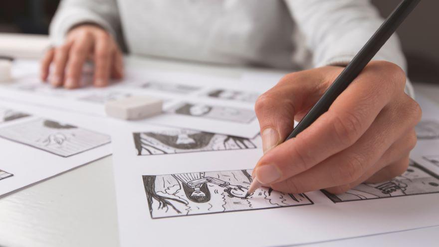 Introducing Comics as an Art Form