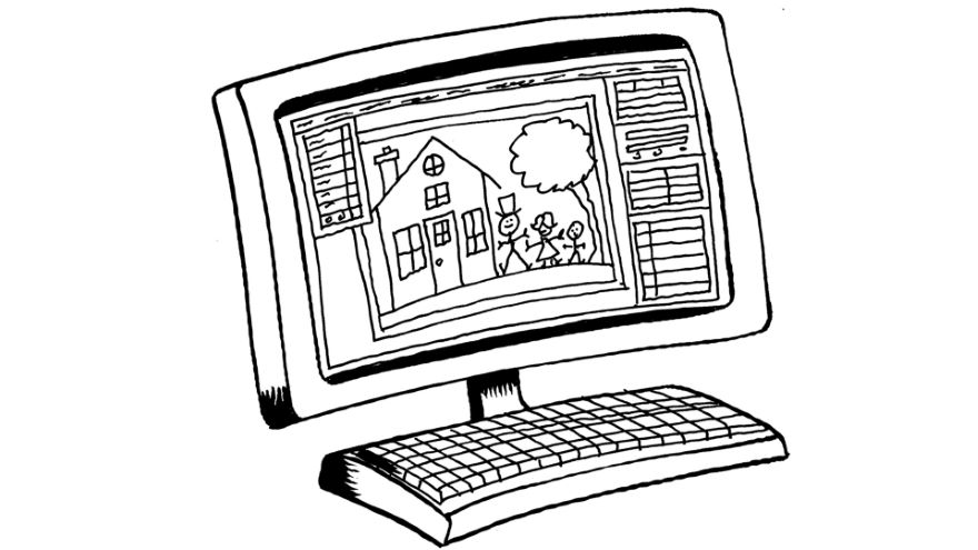 Making Comics in the Digital Age