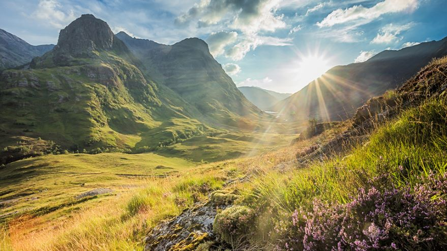 Wild Scotland: Beyond Edinburgh and Glasgow