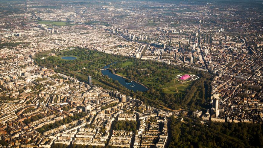 London's Streets and Parks