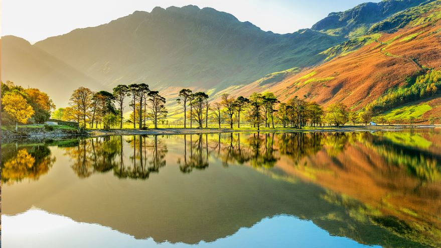 Hiking England, Scotland, and Wales