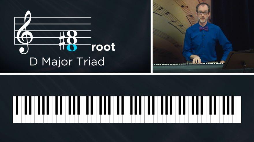 Musical Harmony: Triads