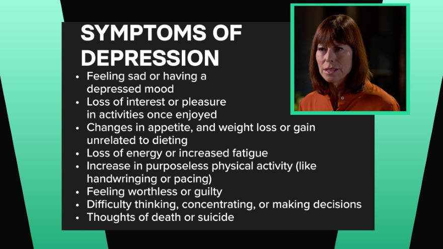 Recognizing and Treating Depression