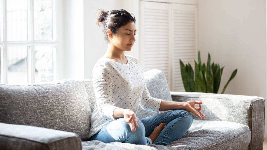 Meditation for a Happy Mind and Body
