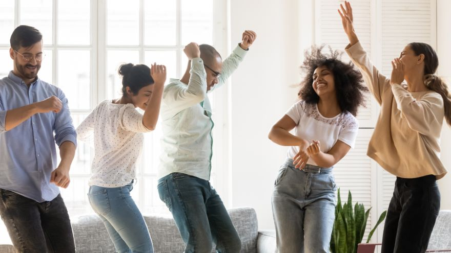 Dance: Happy Exercise for the Whole Body