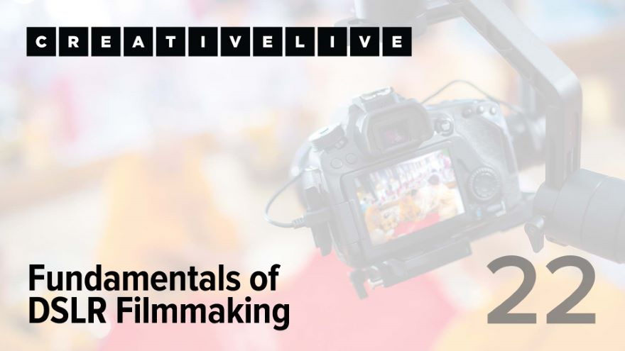 Handheld Stabilization with Q&A