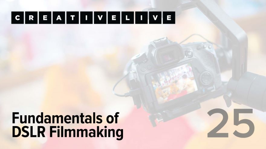 Using Your Current Photographic Tools for Video