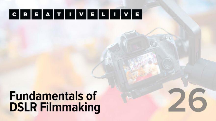 DSLR Filmmaking Tools, Part 1
