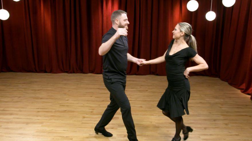 Latin & Rhythm Dance-Along