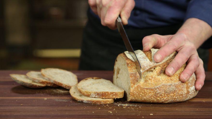 Baking Pain au Levain