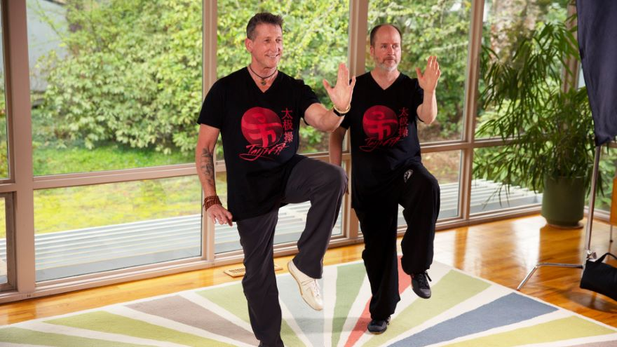 Tai Chi Fit over 50: Balance Exercises
