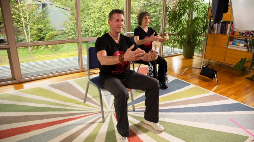 Tai Chi Fit over 50: Seated Workout