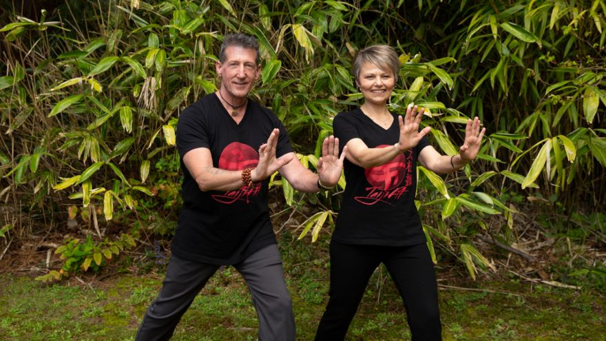 Tai Chi Fit over 60: Live Longer, Feel Younger