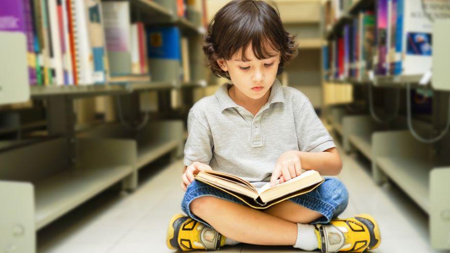 Reading Lets Children Teach Themselves