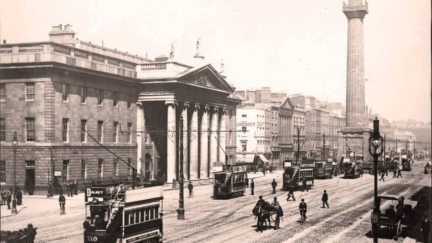 From the Easter Rising to the Present Day