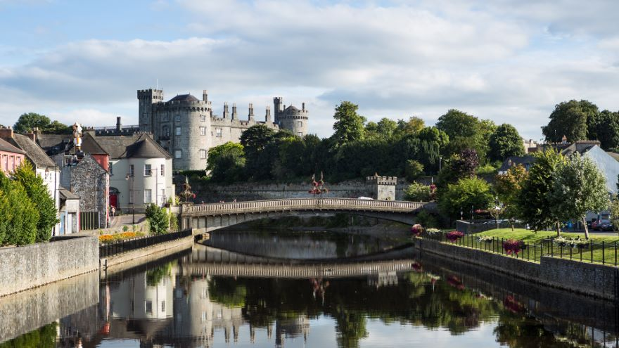 Kilkenny, the Rock of Cashel, and Cahir