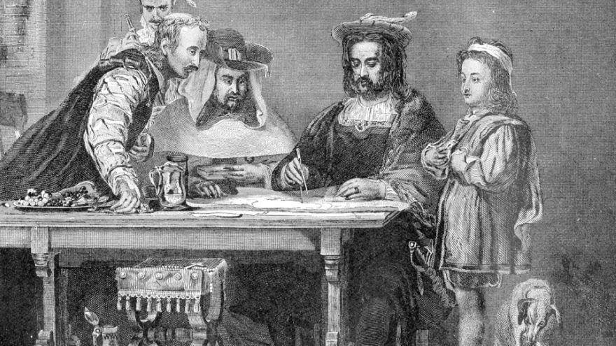 1492-The Columbian Exchange