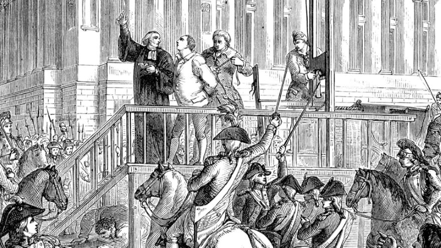 1789-The French Revolution