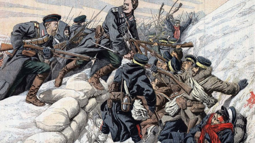1904-The Russo-Japanese War