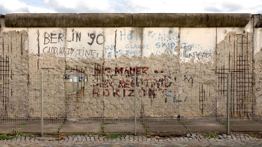 1989-The Fall of the Berlin Wall