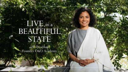 Live in a Beautiful State with Preethaji