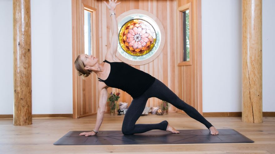 All-in-One: Forward Bending, Twisting and Balancing Poses
