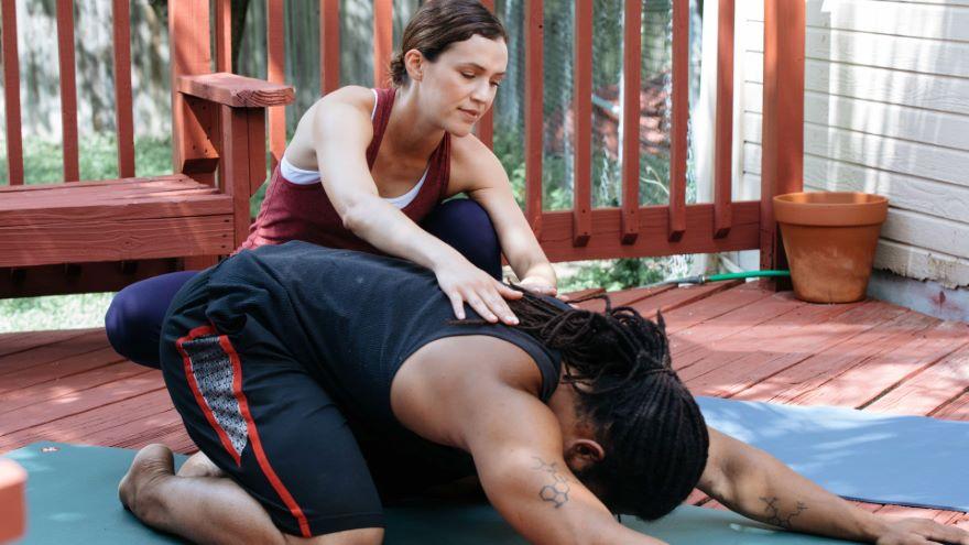 Yoga Field Trips: The Bodybuilder