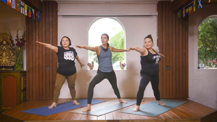Yoga Field Trips: Tamale House