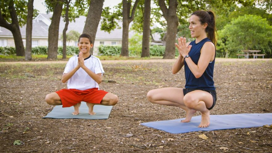 Yoga Field Trips: The 12-Year-Old