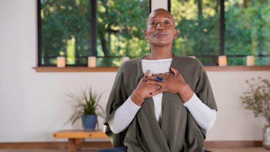 Energy: Energetic Awareness Relaxation Practice