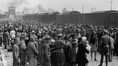 Holocaust-Hitler's War Against the Jews