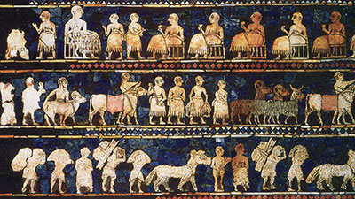 Sumer-The First Agrarian Civilization