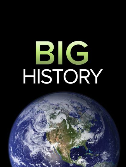 Big History: The Big Bang, Life on Earth, and the Rise of Humanity