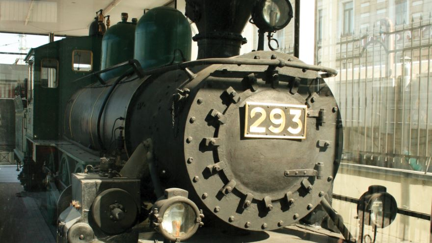 The Locomotive of History